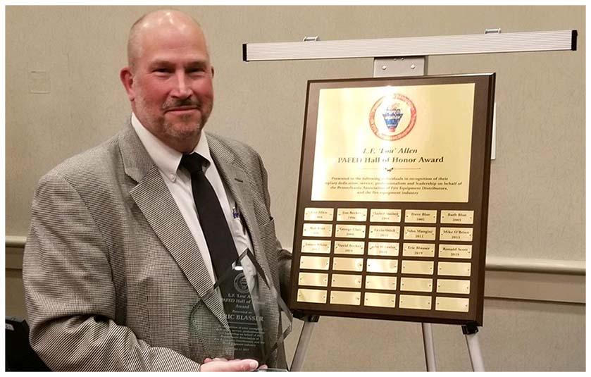PAFED Award